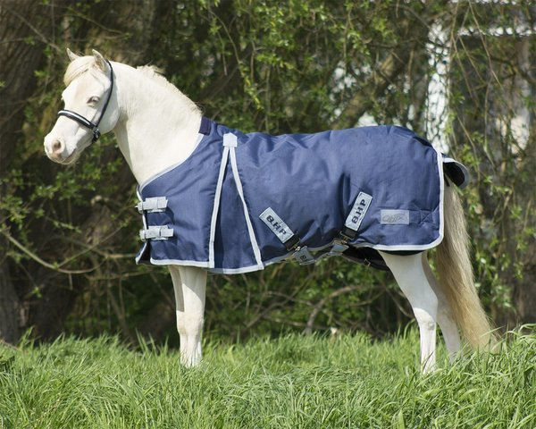 Regendecke Turnout 0gr Shetty ab cm 90cm